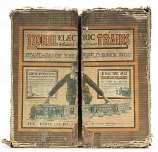 Lionel Boxed Train Set