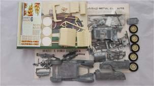 Hubley Metal Model A Ford Model Kit
