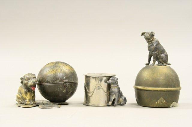 Three Dog Banks