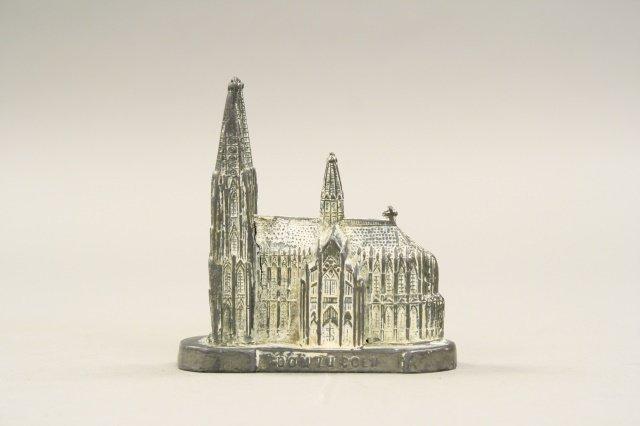 Coln Cathedral Souvenir Bank