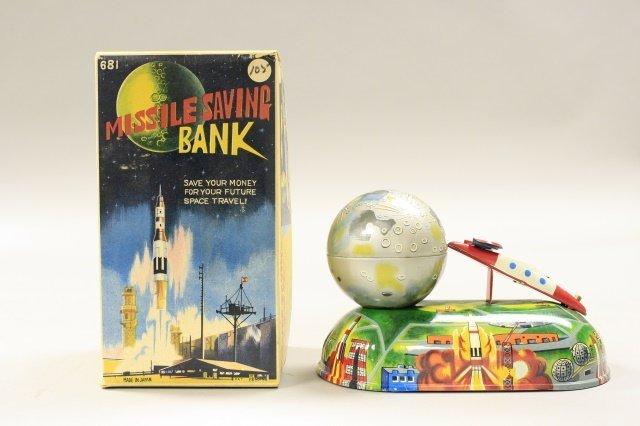 Missile Savings Bank