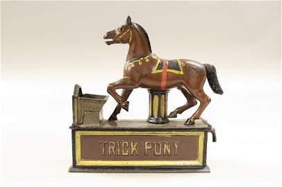 Trick Pony Bank