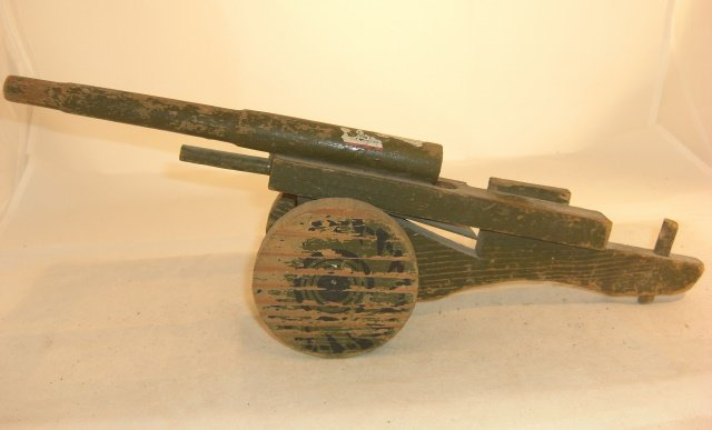 WOOD CANNON