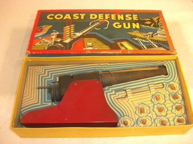 BALDWIN COAST DEFENSE GUN