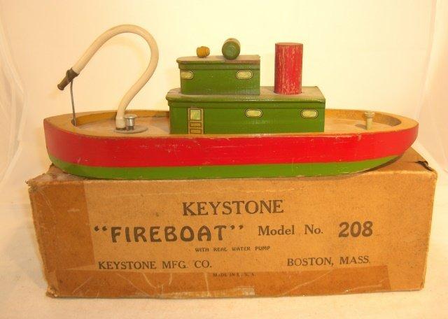 """KEYSTONE """"FIREBOAT #208"""""""