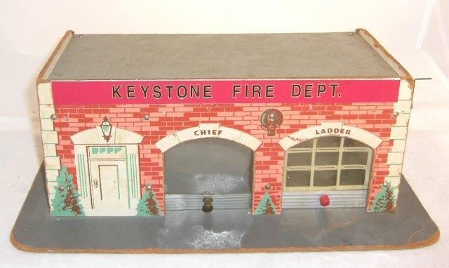 KEYSTONE FIRE STATION