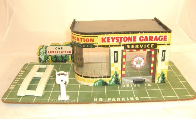 KEYSTONE GARAGE