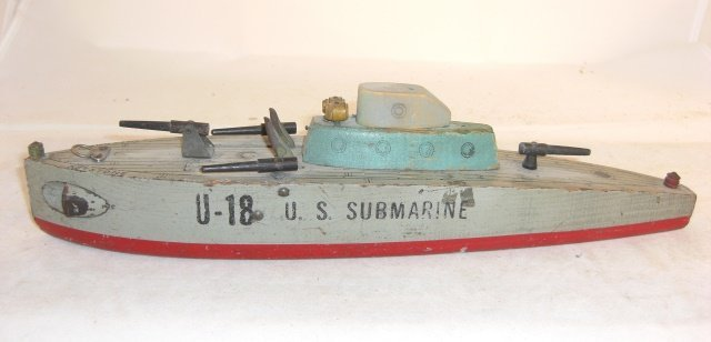"""KEYSTONE """"U-18"""" SUBMARINE"""