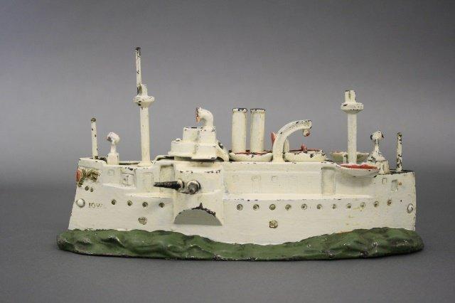 Battleship Iowa Bank