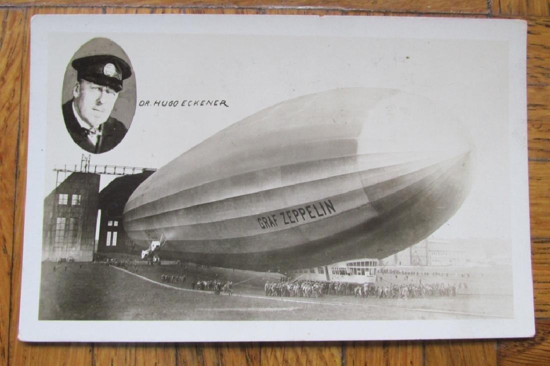 Graf Zeppelin Dr. Hugo Eckener