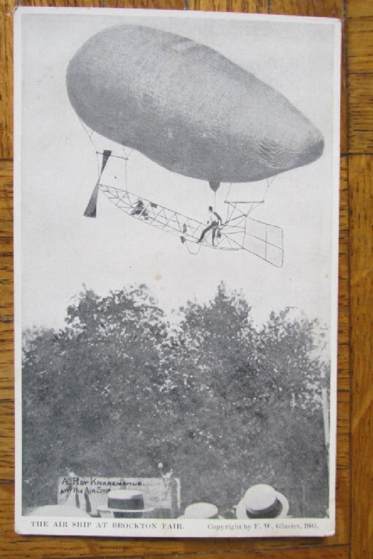 Roy Knabenshue & His Airship