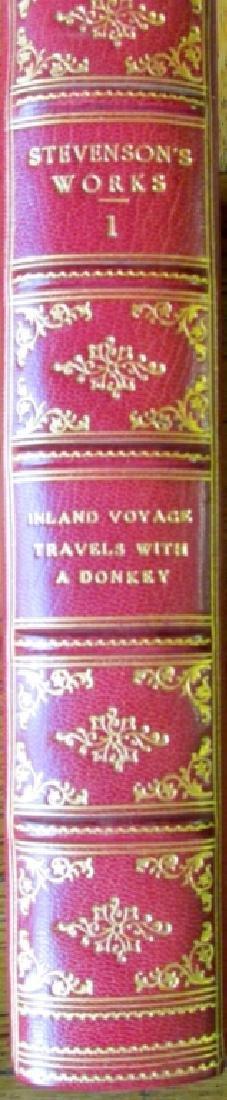 Works of Robert Louis Stevenson - Vailima Edition