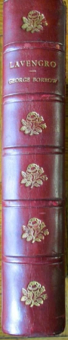 Lavengro - Fine Leather Binding