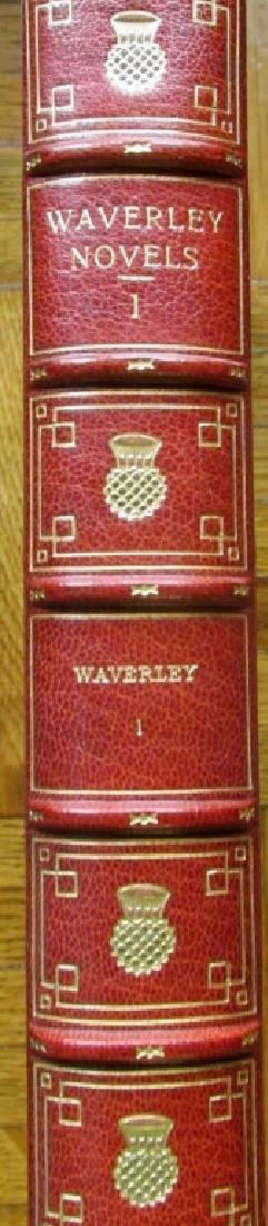 Waverley - Fine Binding
