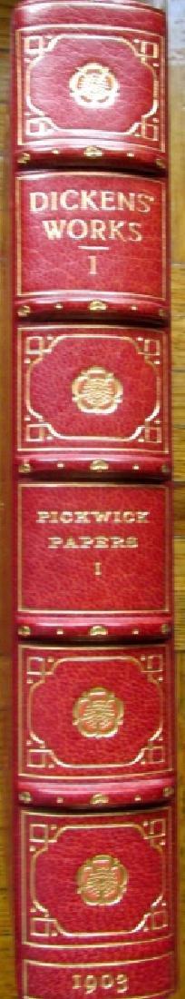 Dickens Pickwick Papers - Fine Binding
