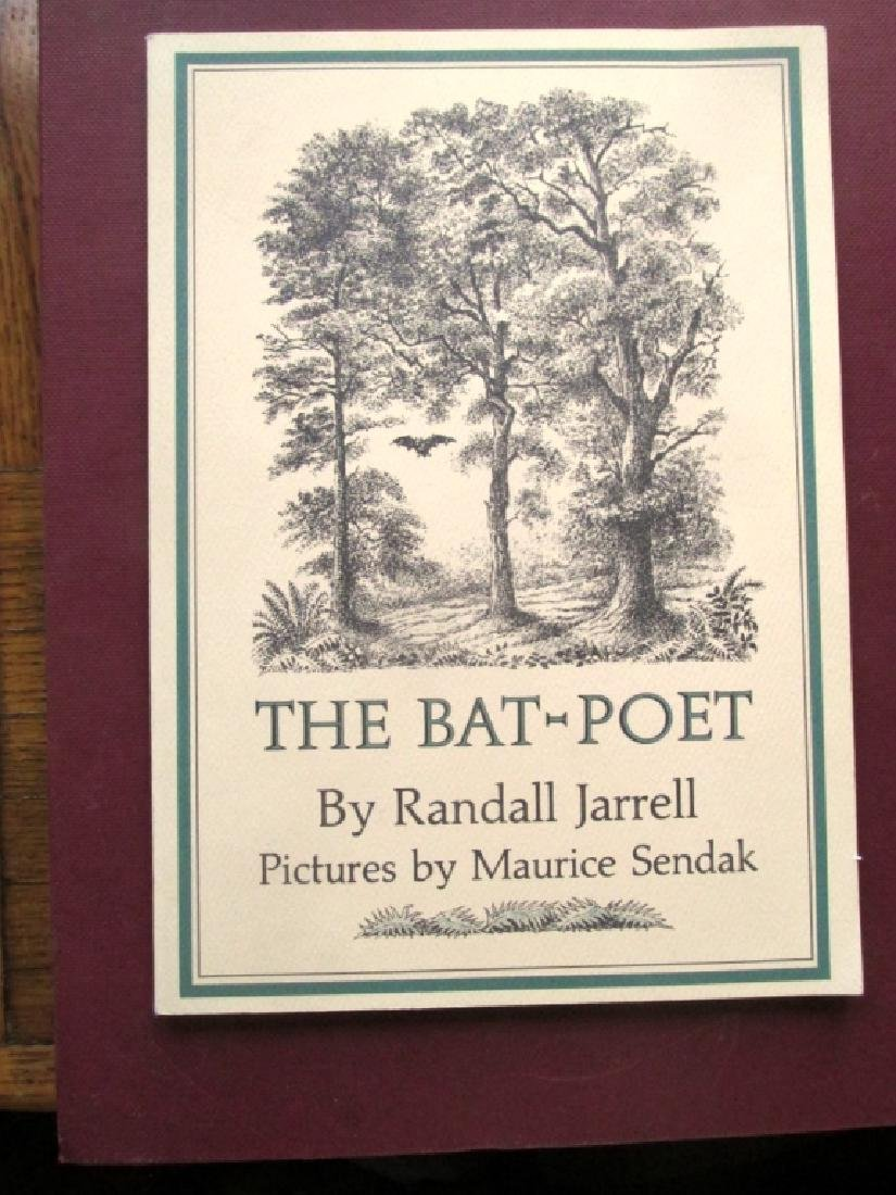 The Bat Poet - Maurice Sendak