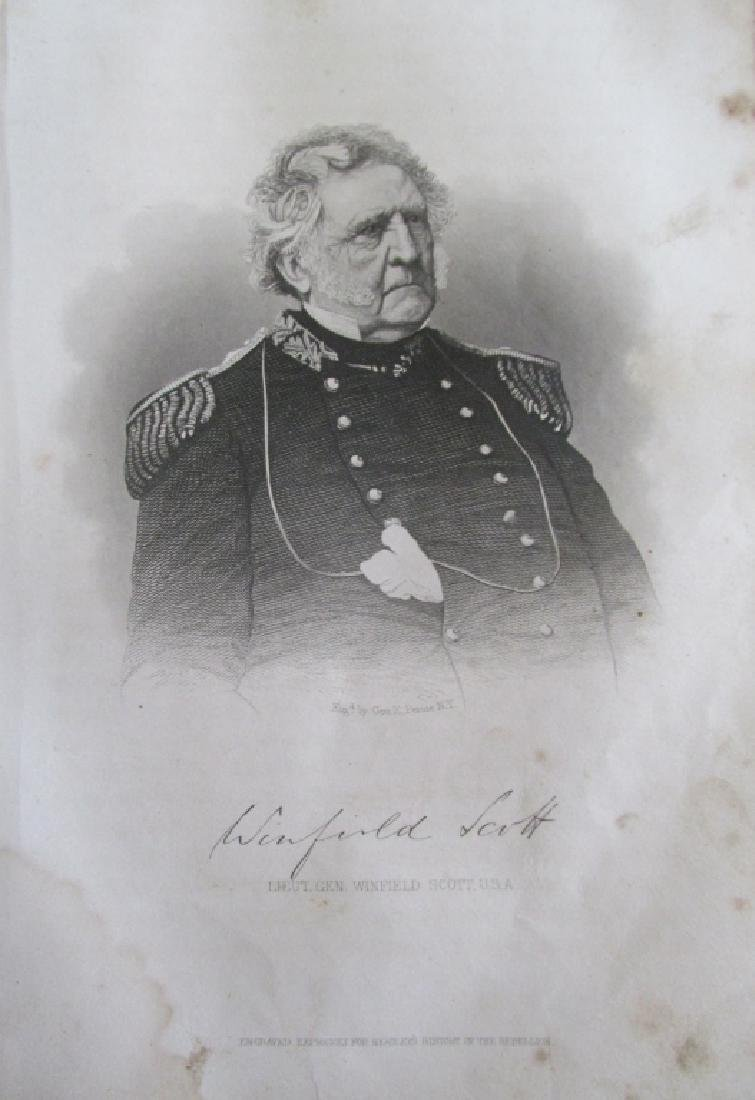 Lt. General Winfield Scott [Civil War]