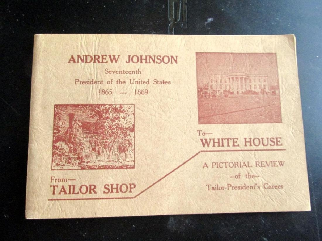 Andrew Johnson - From Tailor Shop to President