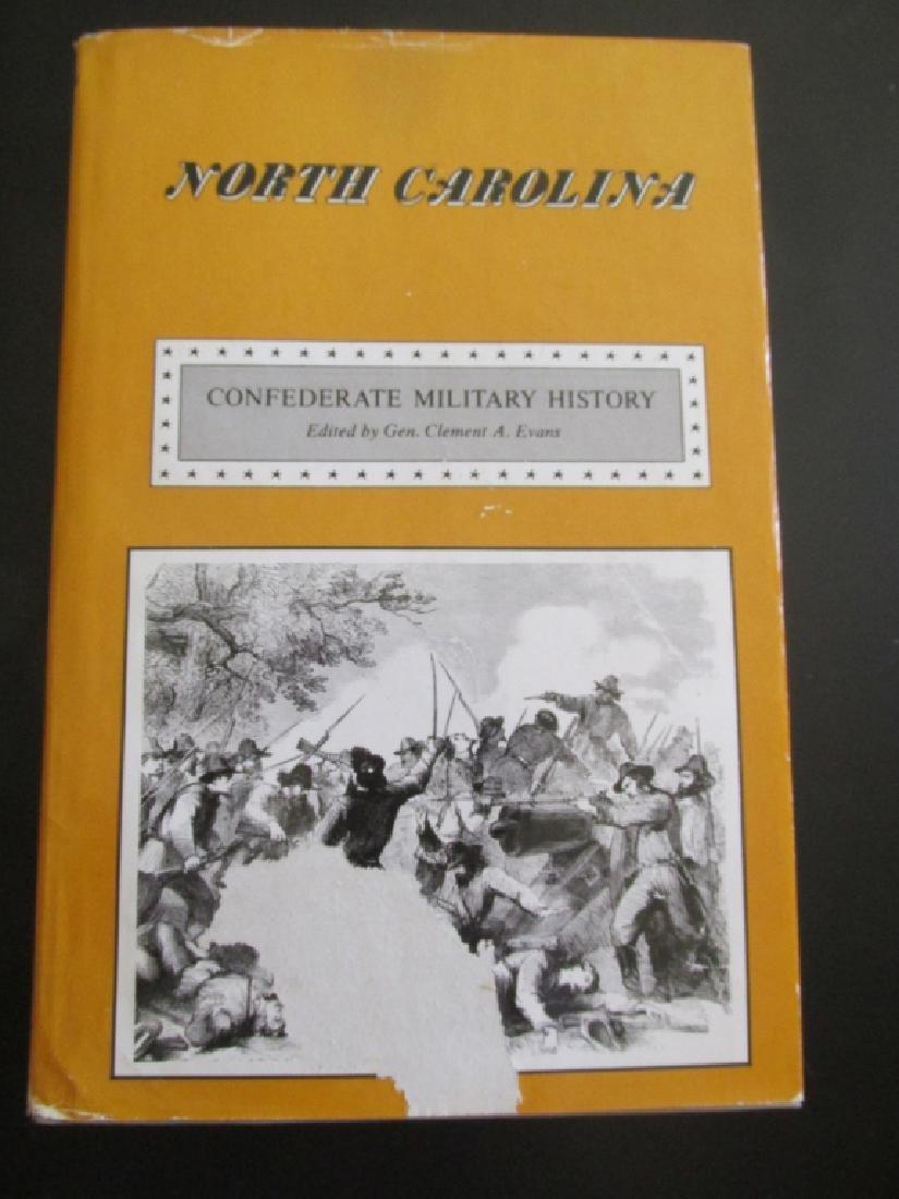 North Carolina - Confederate Military History
