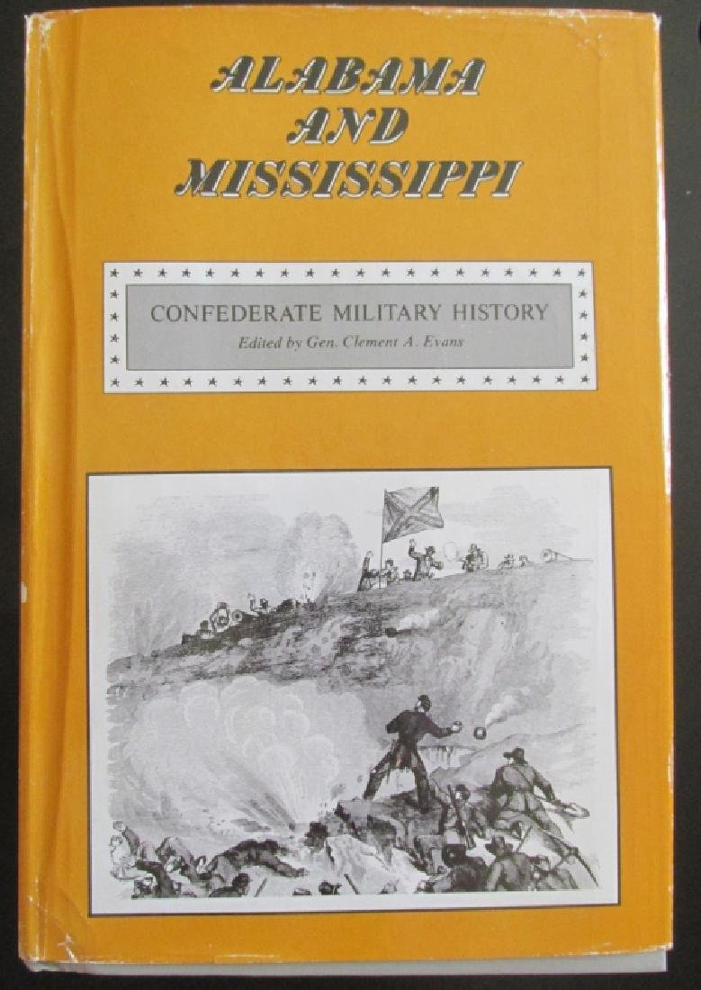 Alabama & Mississippi In The Civil War