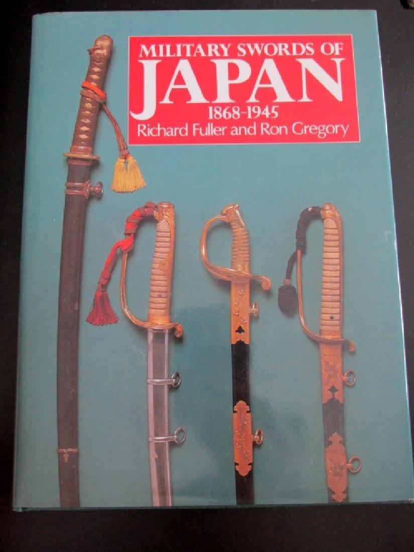 Military Swords of Japan 1868 - 1945