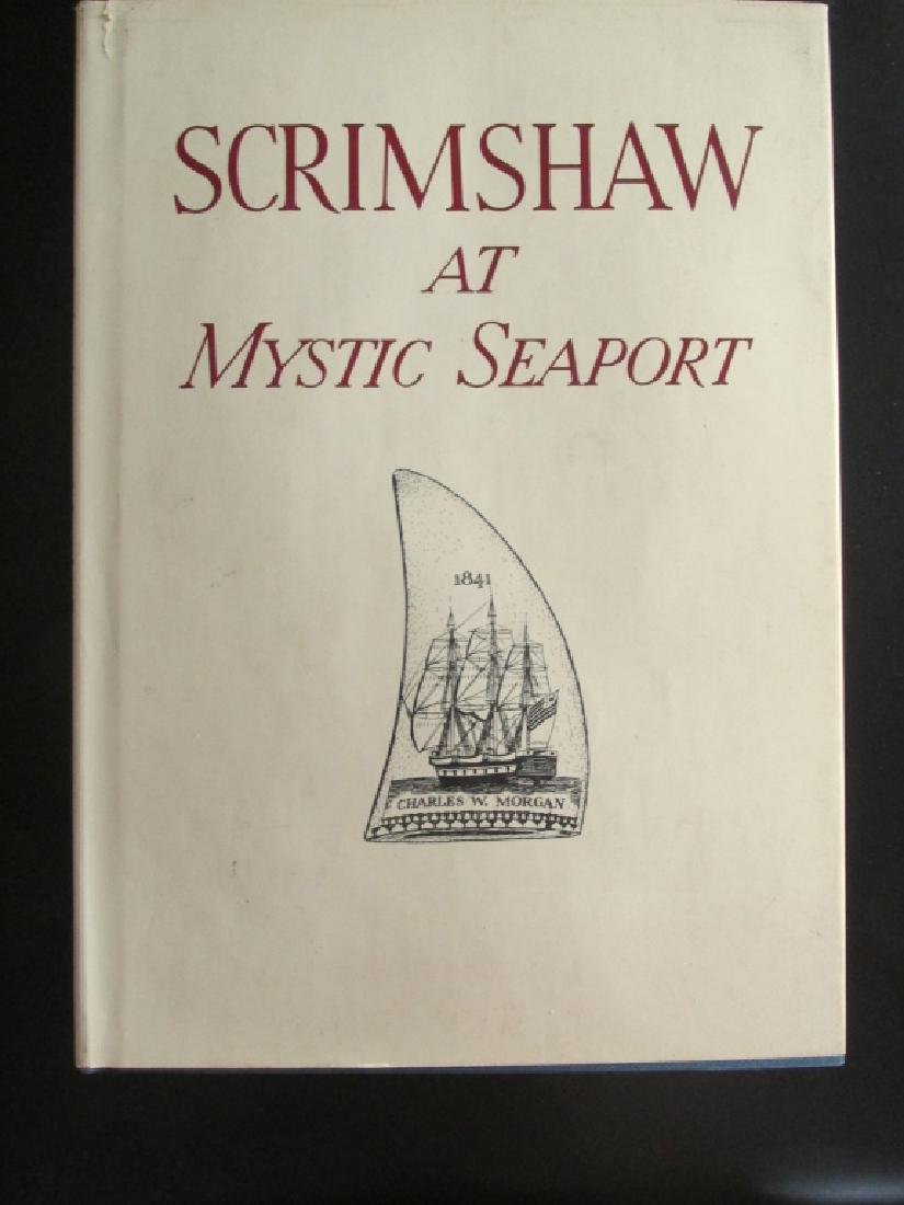 Scrimshaw at Mystic Seaport