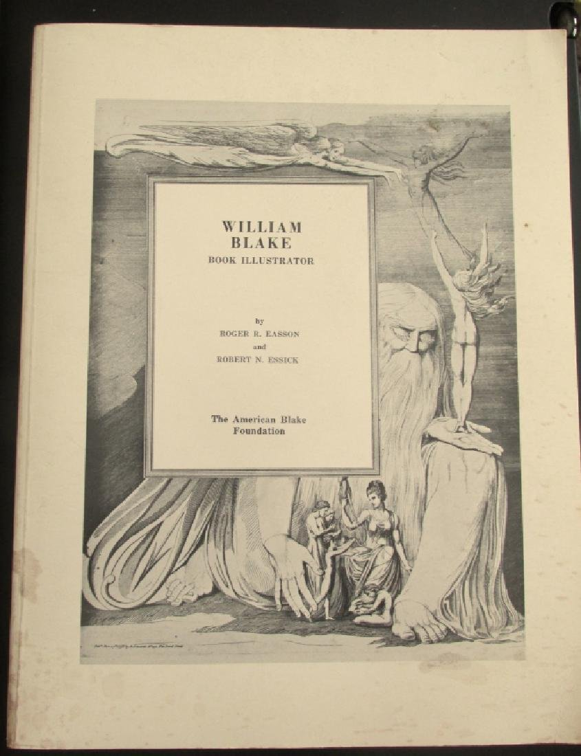 William Blake - Book Illustrator