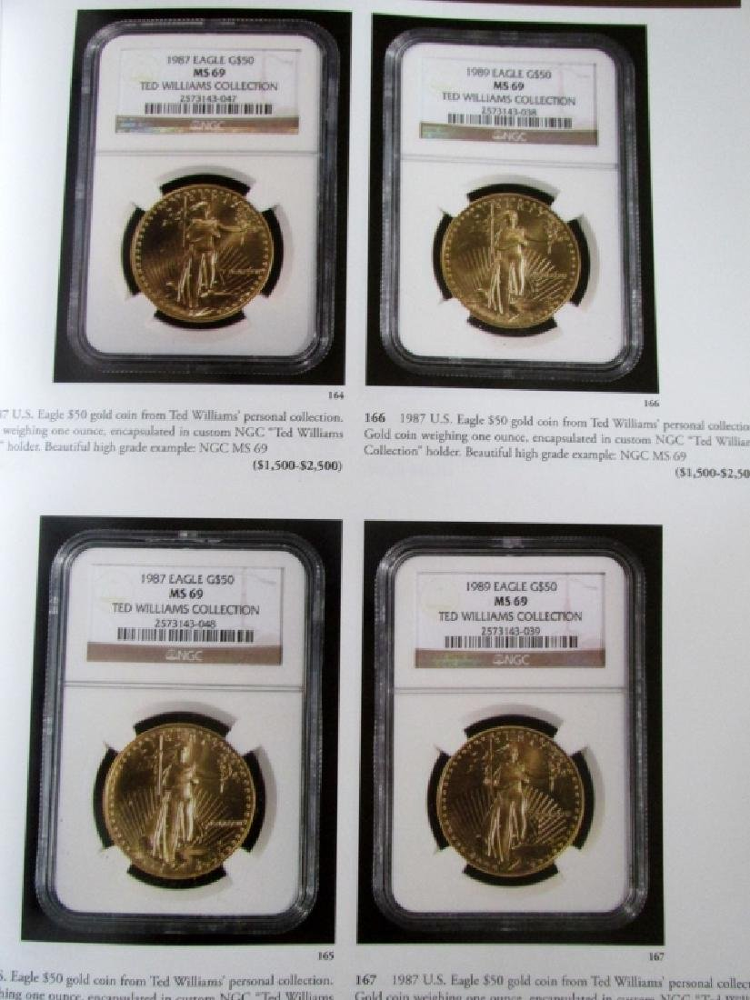 The Ted Williams Collection at Public Auction - 5
