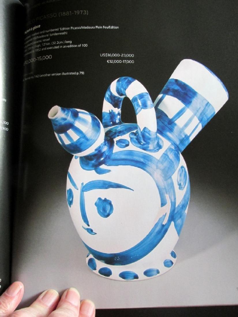 Picasso Ceramics - Christies 2011 - 5