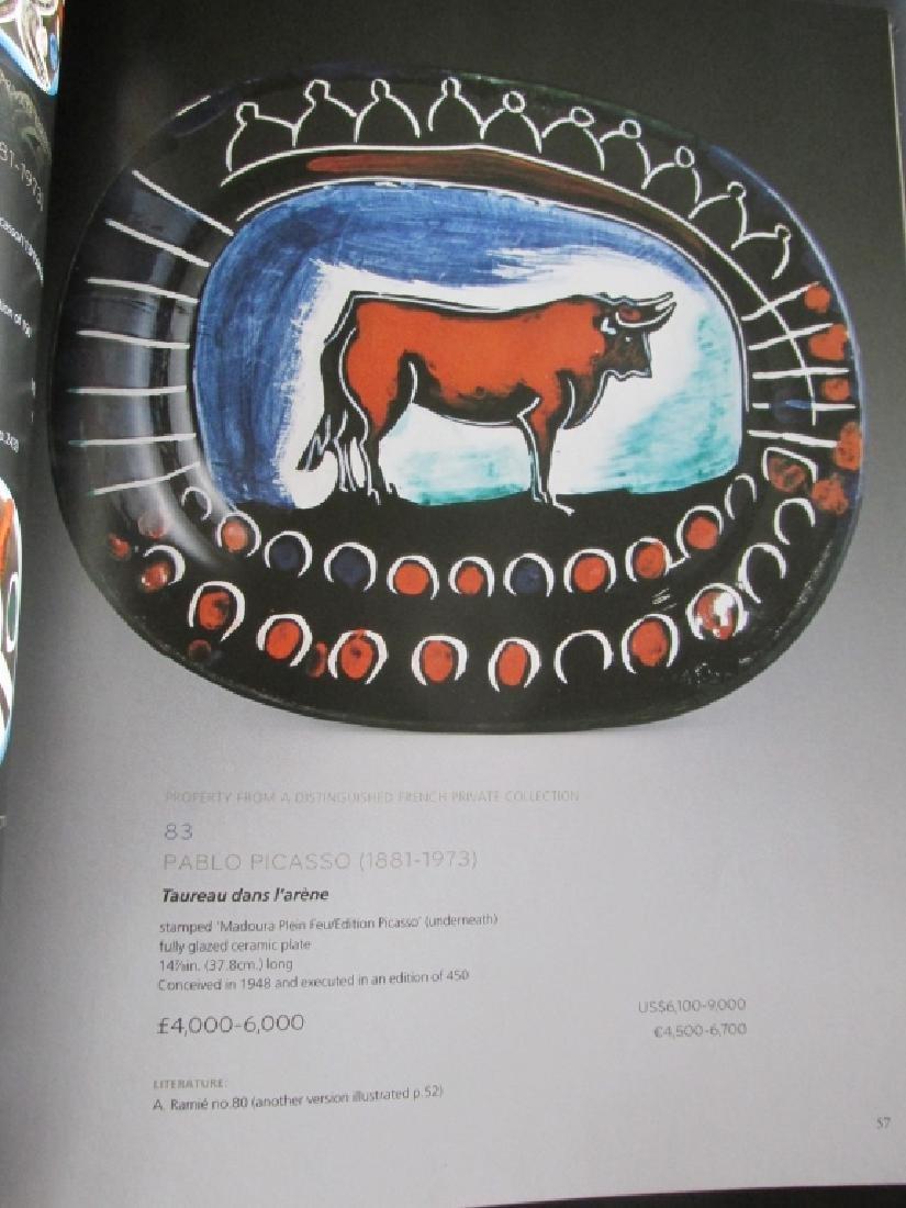 Picasso Ceramics - Christies 2011 - 7