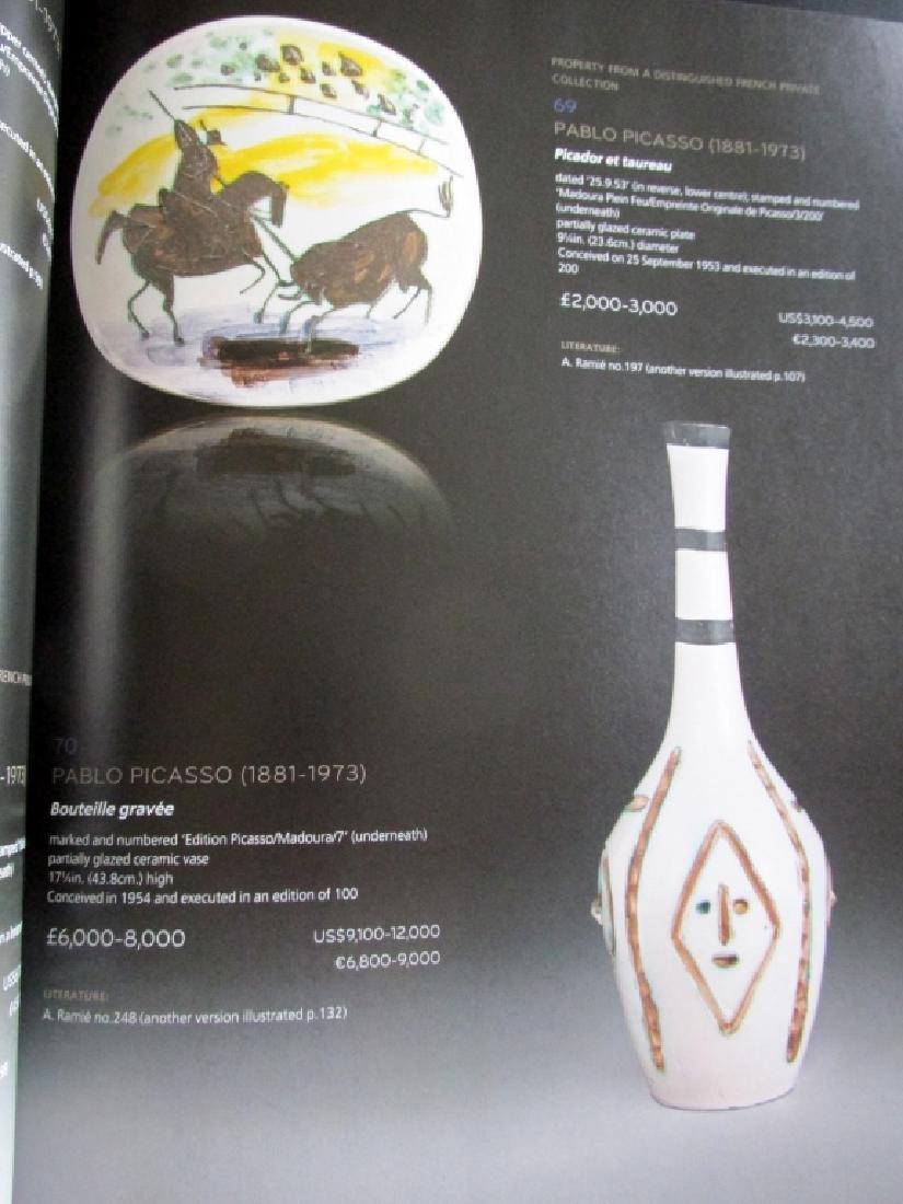 Picasso Ceramics - Christies 2011 - 8