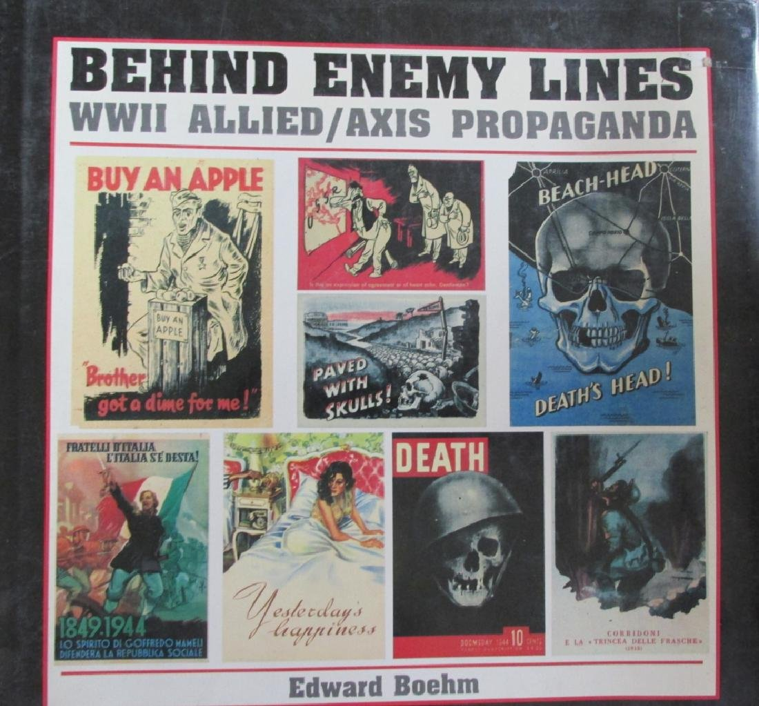 World War II Allied - Axis Propaganda