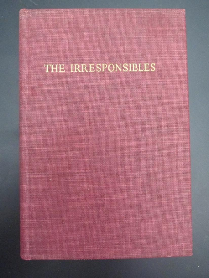 The Irresponsibles - 1st Archibald Macleish