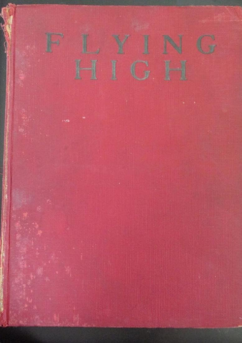 Flying High - Includes Model Airplane Plans 1930