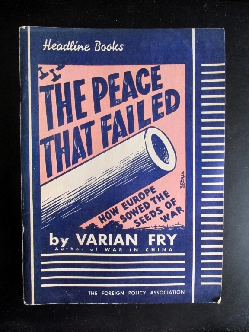 The Peace That Failed - Europe and World War Two