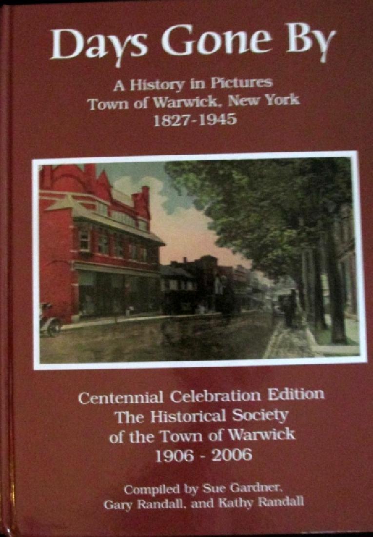 History of Warwick New York & Vicinity