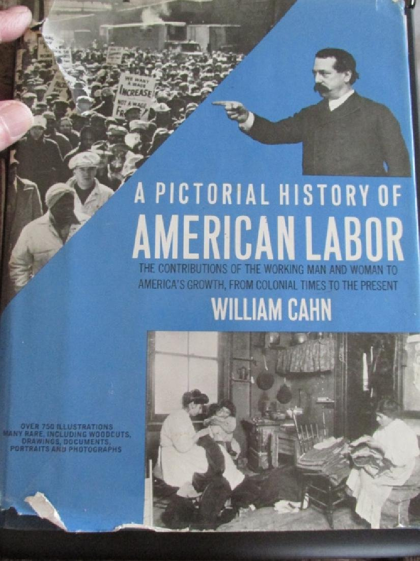 Pictorial History of American Labor