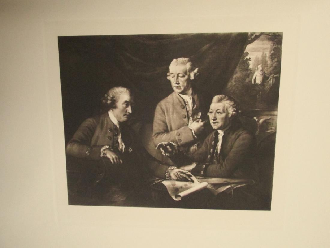 Self Portrait with others  - Sir Joshua Reynolds