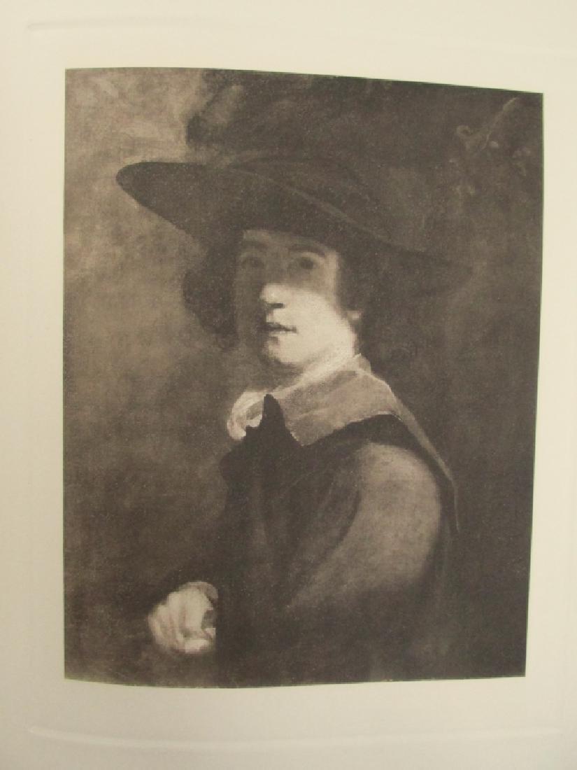 Portrait of  Sir Joshua Reynolds by Artist