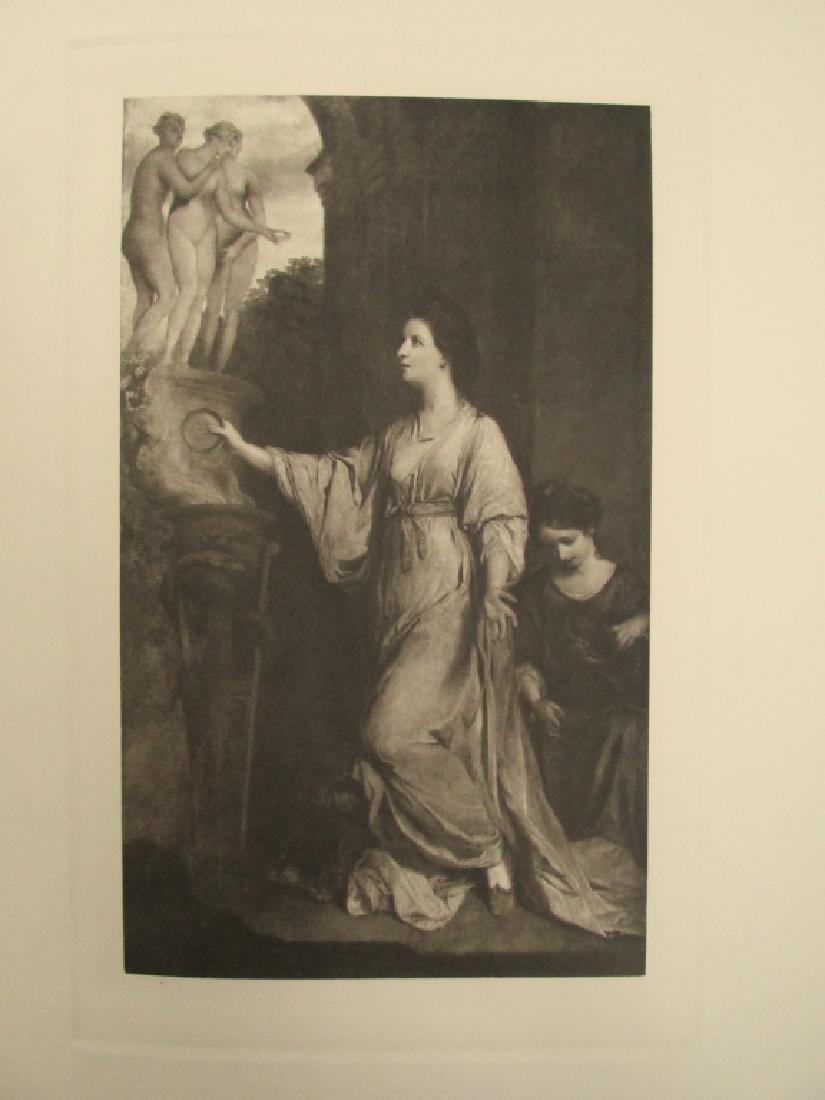 Lady Sarah Bunbury -  Sir Joshua Reynolds