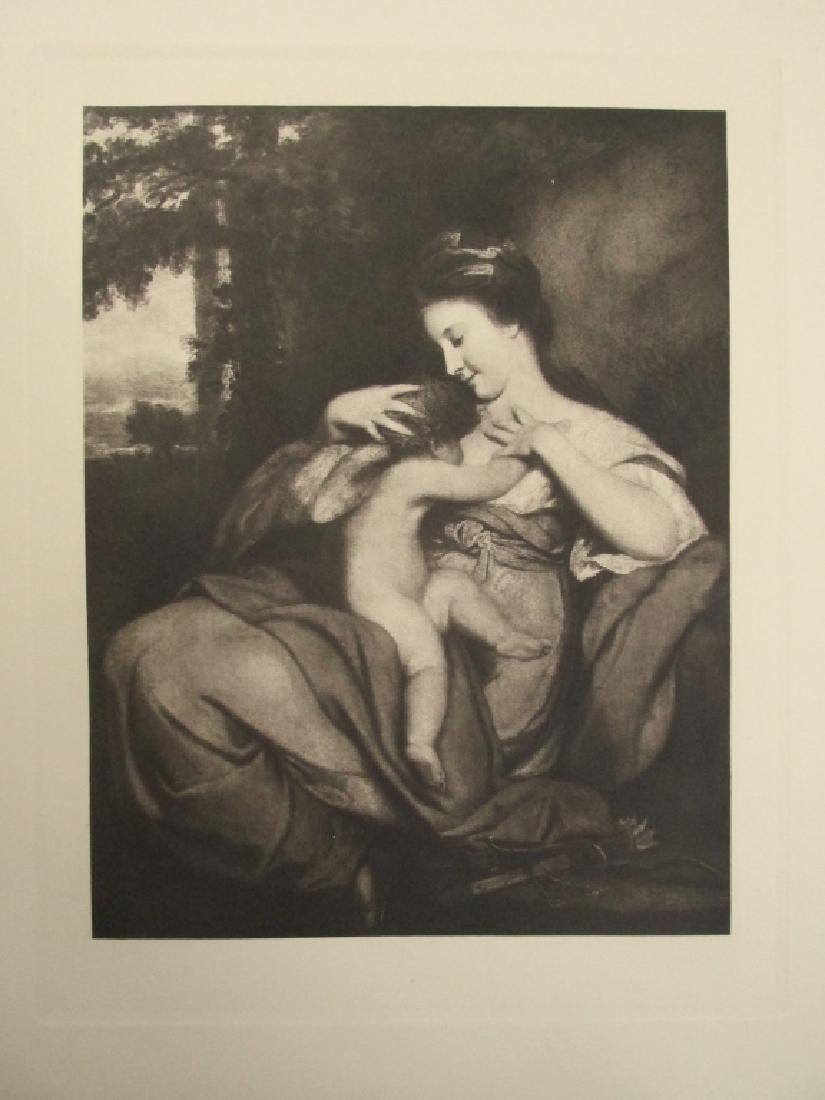 Hope Nursing Love -  Sir Joshua Reynolds
