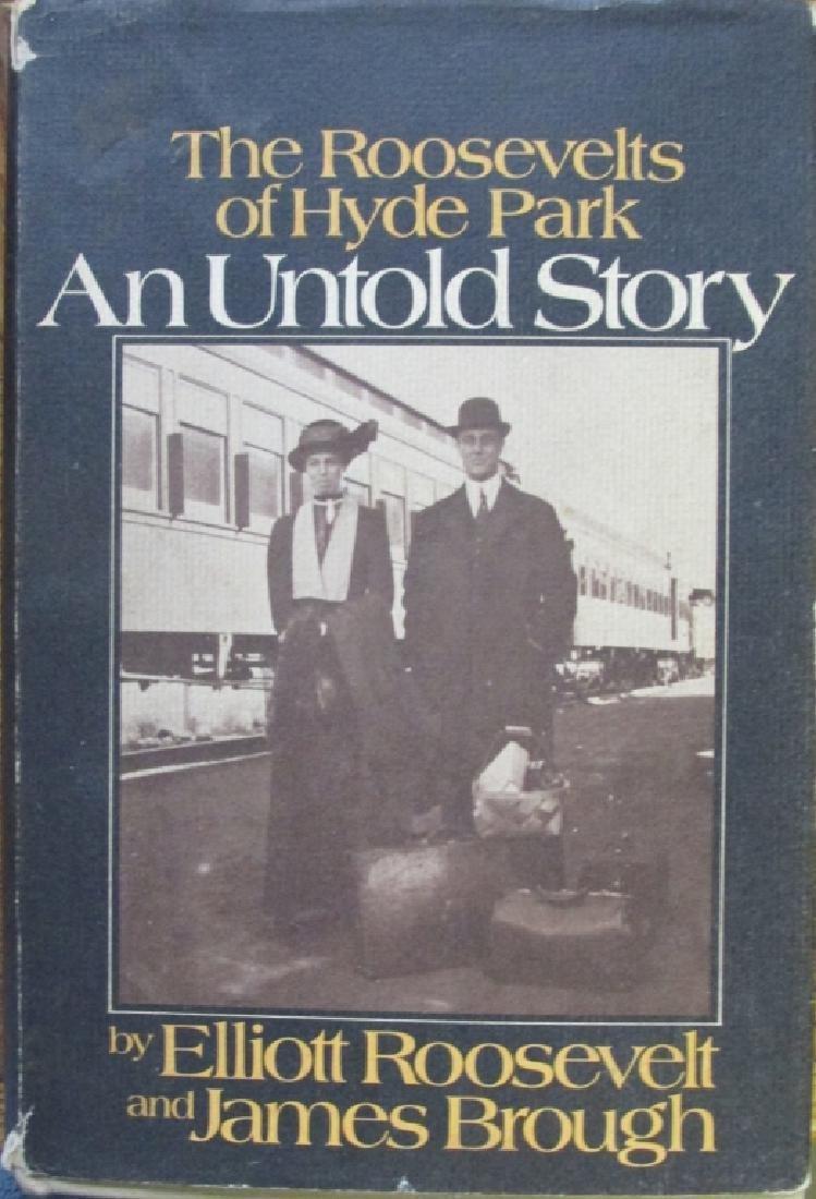 The Roosevelts of Hyde Park ~ Elliott Roosevelt