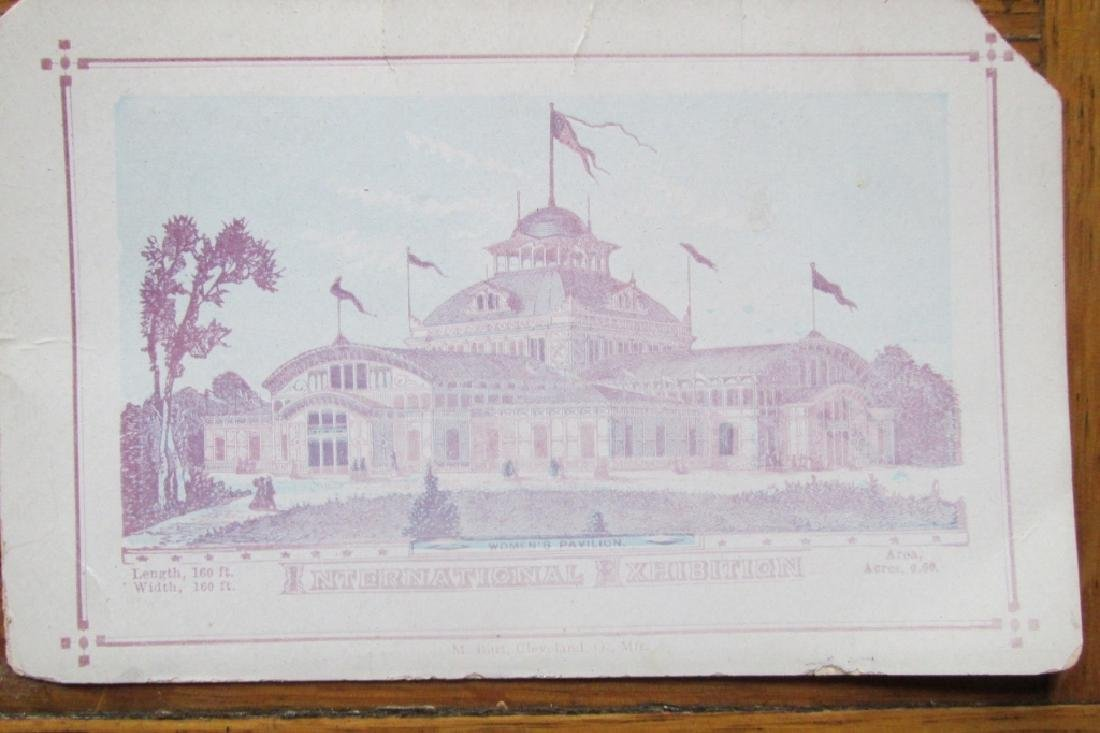 Woman's Pavilion International Exhibition 1876