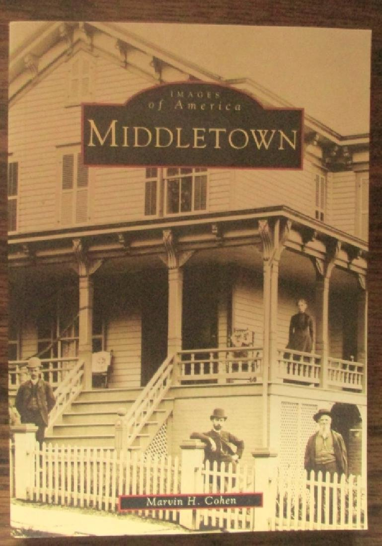 Middletown New York - Images of America
