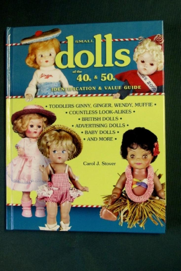 Small Dolls of the 1940's & 1950's