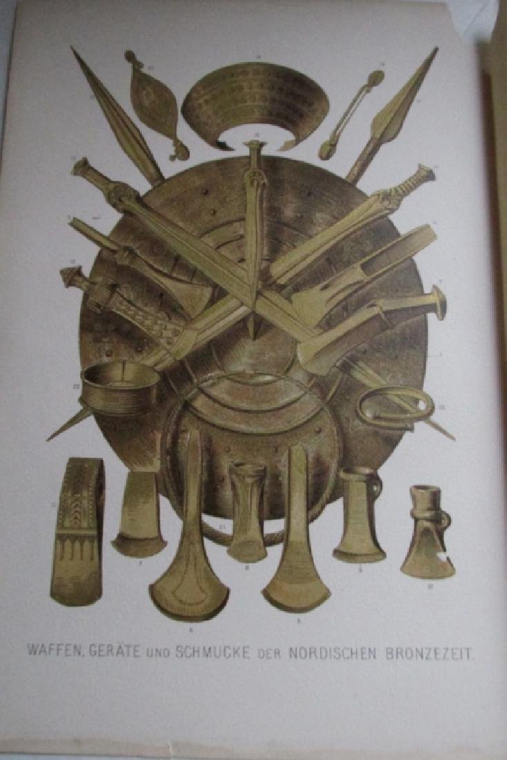Weapons and Decorations of the Hallstatt Period