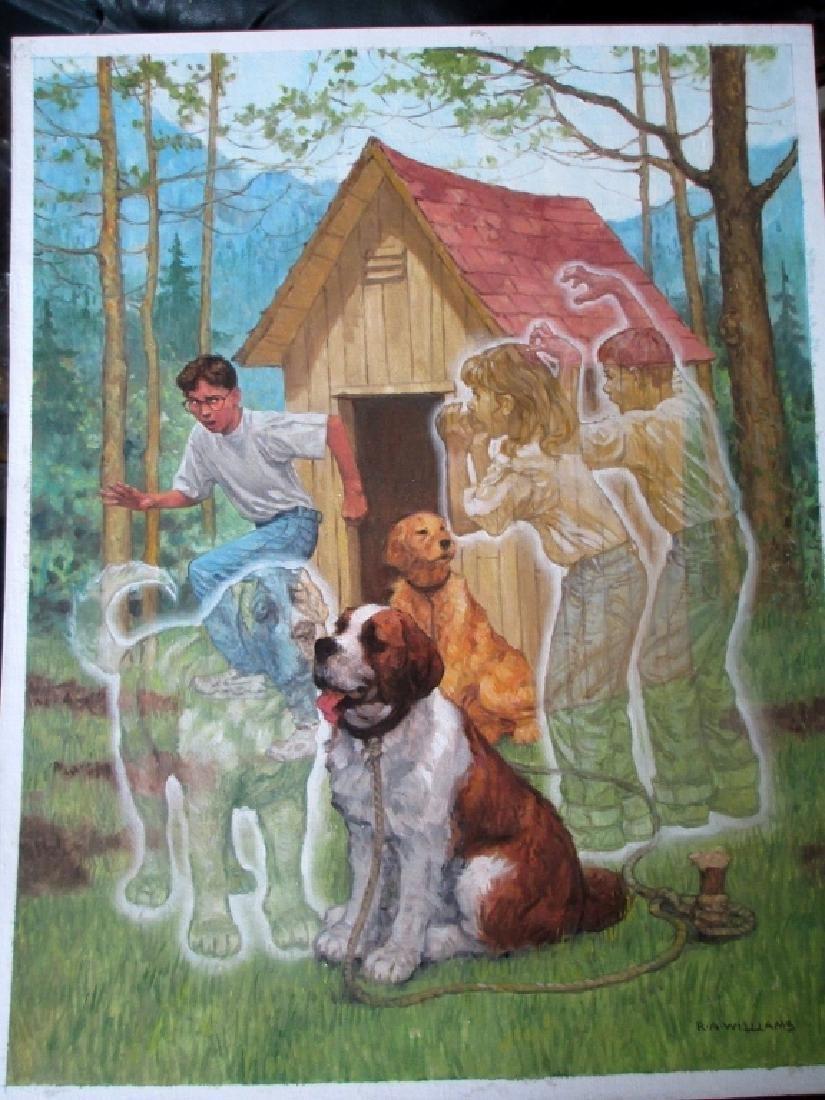 Ghost Children (Richard A. Williams 20th Century)