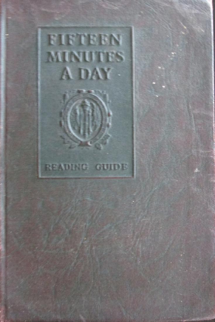 Harvard Classics Reading Guide