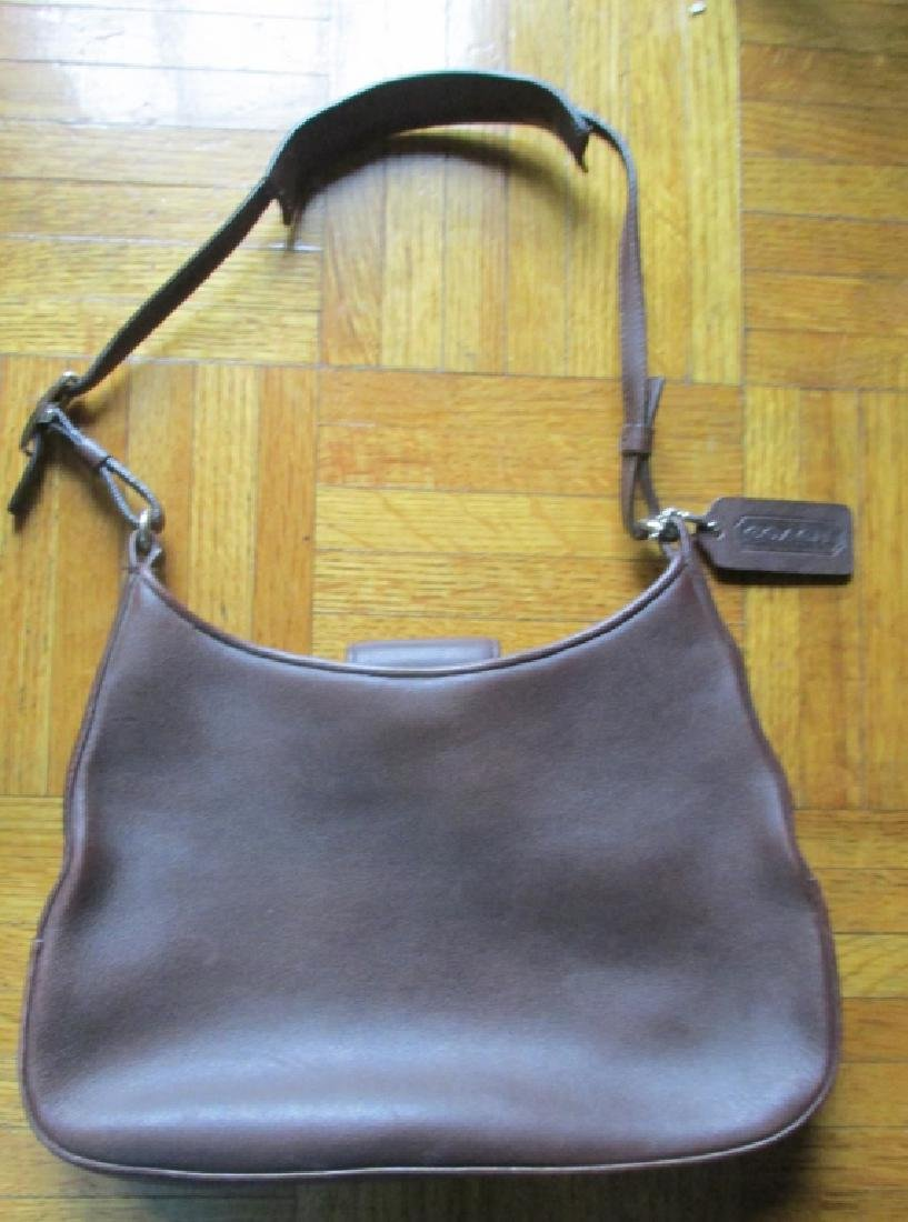 Vintage Coach Handbag Purse