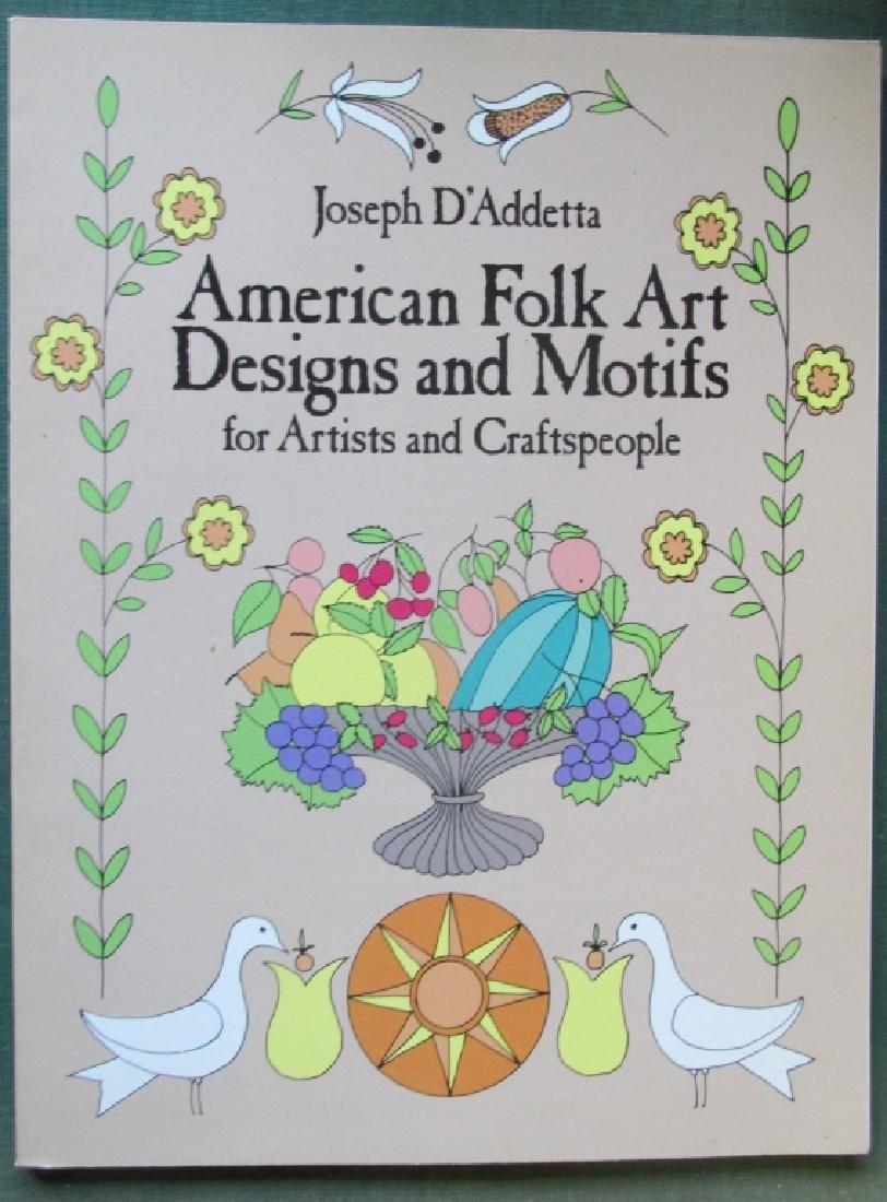 2 Books on Design - American & Egyptian